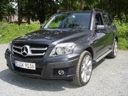 2009 Mercedes-Benz GLK220 CDI
