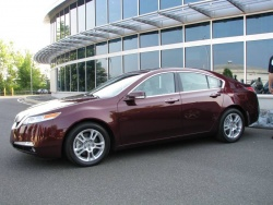 First Drive: 2009 Acura TL first drives acura
