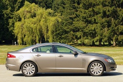 Test Drive: 2009 Jaguar XF jaguar