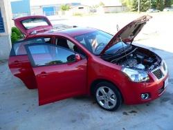 Inside Story: 2009 Pontiac Vibe AWD Part One inside story