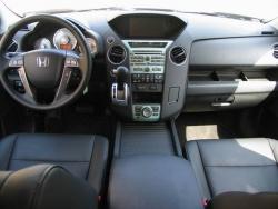 Test Drive: 2009 Honda Pilot Touring car test drives honda