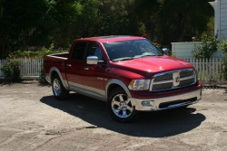 First Drive: 2009 Dodge Ram  trucks first drives