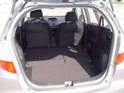 2009 honda fit manual transmission