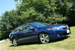 Test Drive: 2009 Acura TSX luxury cars chevrolet acura first drives car test drives