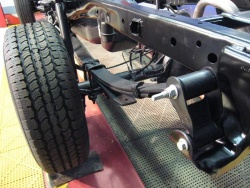 Ford has retained leaf springs for the F-150's rear axle