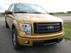 First Drive: 2009 Ford F 150 trucks ford first drives