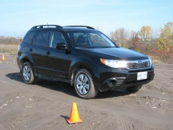 2009 Subaru Forester - photo by Jil McIntosh