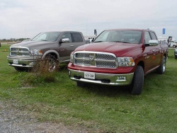 2009 Dodge Ram - photo by Greg Wilson