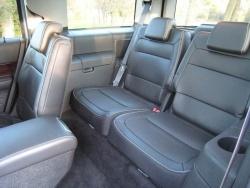 The third-row seats