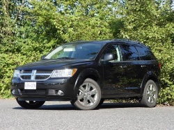 Test Drive: 2009 Dodge Journey R/T AWD dodge