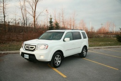 Day by Day Review: 2009 Honda Pilot Touring daily car reviews