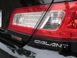 2009 Mitsubishi Galant Ralliart; photo by Jil McIntosh