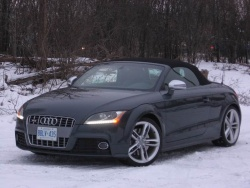 Day by Day Review: 2009 Audi TTS Roadster daily car reviews audi