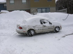 Feature: Does the wind chill affect your car? winter driving health and safety auto articles