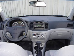 Test Drive 2009 Hyundai Accent Sedan 25th Anniversary