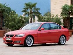 2009 BMW 335d; photo courtesy BMW