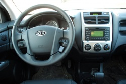 2009 Kia Sportage LX-V6 Luxury