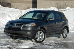 Acura  on Feature  Bring It On  2009 Acura Rdx And 2009 Kia Sportage Acura