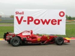 Ferrari F1 test car