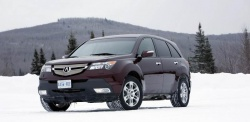 Test Drive: 2009 Acura MDX car test drives luxury cars acura