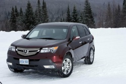 Acura  Reviews on Test Drive  2009 Acura Mdx Acura