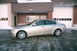 Day by Day Review: 2009 Hyundai Genesis Sedan daily car reviews