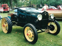 1929 Ford Autotrac
