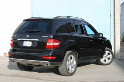 2009 Mercedes-Benz ML320 Bluetec 4Matic