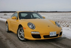 Test Drive: 2009 Porsche 911 Carrera PDK luxury cars