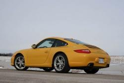 Test Drive: 2009 Porsche 911 Carrera PDK car test drives porsche luxury cars
