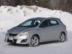 2009 Toyota Matrix AWD