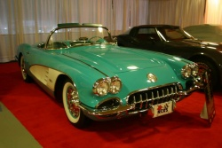 1960 Convertible with 283 CID engine