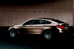 BMW 5 Series Gran Turismo concept