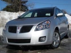 2009 Pontiac Vibe AWD