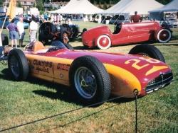 1952 Cummins diesel racer