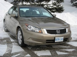 2009 Honda Accord EX-L Navi four-cylinder