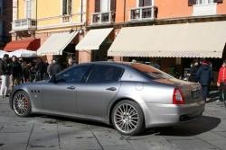 First Drive: 2009 Maserati Quattroporte Sport GT S maserati luxury cars first drives