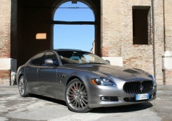 First Drive: 2009 Maserati Quattroporte Sport GT S first drives