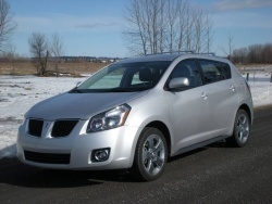 Bring It On! 2009 Pontiac Vibe AWD, Part three pontiac