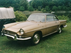 1961 Renault Caravelle