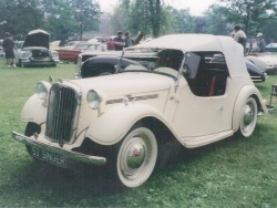1953 Singer Roadster 1500