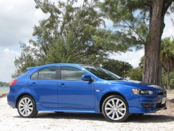 First Drive: 2009 Mitsubishi Lancer Sportback mitsubishi first drives