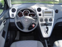 Test Drive: 2009 Toyota Matrix base, with four speed automatic transmission toyota car test drives