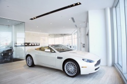 The new 6123 sq ft dealership will be officially open for business next week