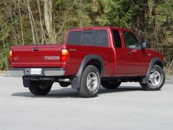 Test Drive: 2009 Mazda B4000 Cab Plus SE 4X4 pickup mazda car test drives