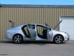 Inside Story: 2009 Chevrolet Malibu LT 4 cylinder inside story chevrolet