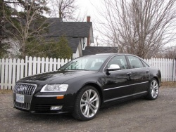 Used Vehicle Review: Audi A8, 2004 2010  used car reviews luxury cars audi