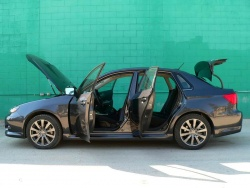 2009 Subaru WRX 265