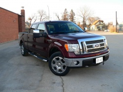 2009 Ford F-150 Lariat SuperCrew 4X4