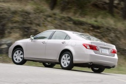 Test Drive: 2009 Lexus ES 350 car test drives lexus